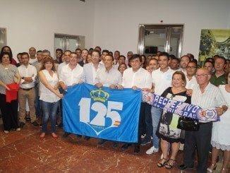 La Diputación de Huelva se ha sumado a la campaña de salvación del Recreativo