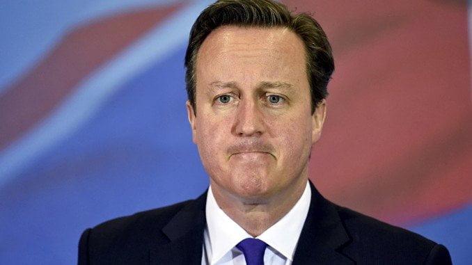 El primer ministro británico Camerón puede dimitir tras ganar el 'brexit'.
