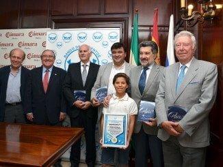 El Banco de Alimentos de Huelva hizo entrega de sus premios 'Alma' y del concurso de dibujo infantil.