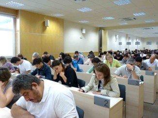 Un total de 608 personas van participar en Huelva en las pruebas