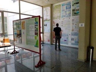 Los trabajos permanecerán expuestos en la Facultad de Ciencias Experimentales hasta el 30 de junio
