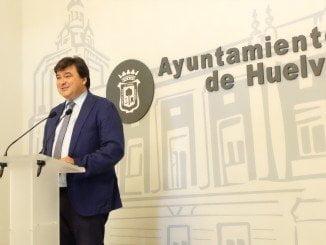 Gabriel Cruz hace balance de su primer año de Gobierno en el Ayuntamiento