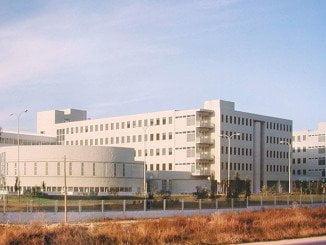 El Complejo Sanitario de Huelva en shock