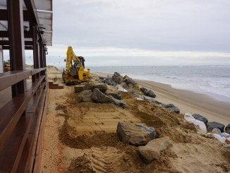 Urge acondicionar las playas de Ayamonte