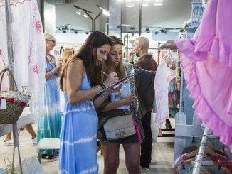 El baño gana presencia en la feria de moda de textil y complementos de Madrid