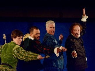 Las figuras de Cervantes y Shakespeare protagonizan esta edición