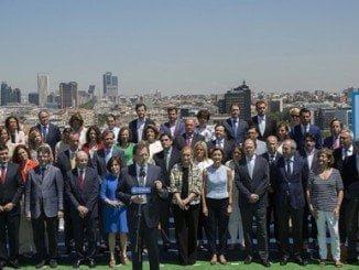El PP presentó la lista de candidatos por Madrid