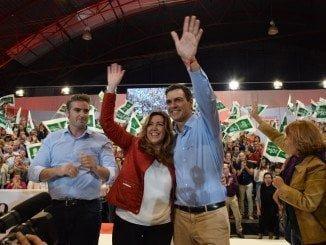 Susana Díaz ya parece que ha decidido actuar antes de que Pedro Sánchez termine con el PSOE.
