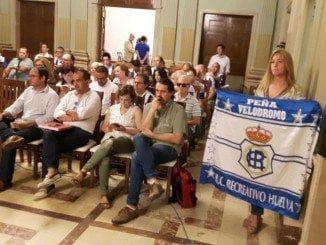 Con el pleno del lunes, el Ayuntamiento pretende tomar el control del Recreativo