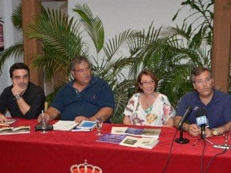Poetas del Guadiana, un encuentro de autores de uno y otro lado de la frontera