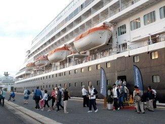 Se espera que los cruceros traigan vida a la economía de la ciudad