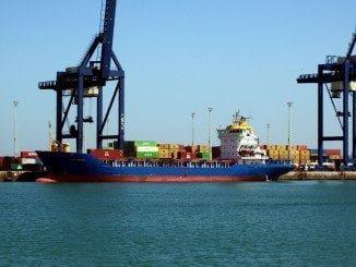 El flujo comercial de movimientos de mercancías superó los 187,2 millones de toneladas en 2015