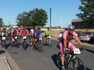 52 kilómetros recorrieron los participantes