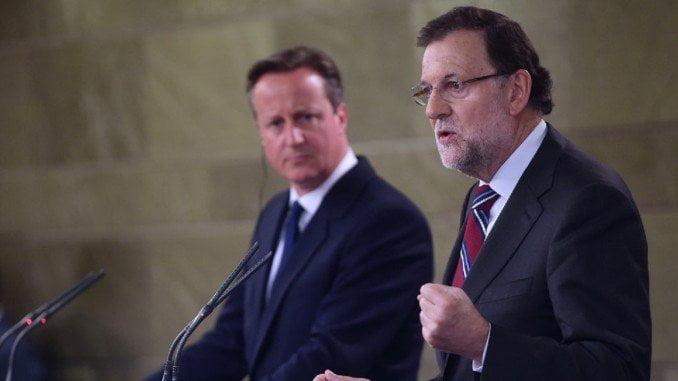 """Rajoy comparece ante los españoles para dar tranquilidad ante el trinunfo del """"brexit"""""""