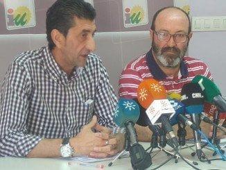 Jiménez y Donaire se han reunido para analizar la situación económica de la provincia