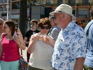 El mercado de turistas británico ha ido en aumento