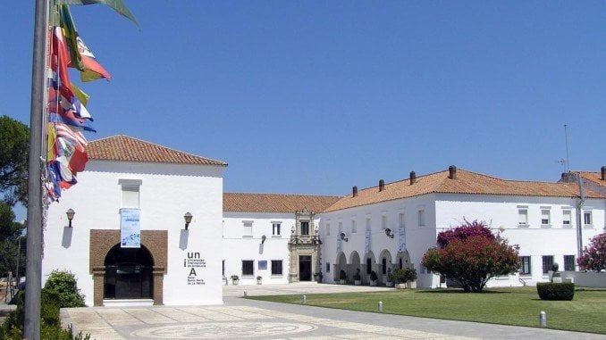Los cursos de verano se desarrollan en  el Campus de La Rábida