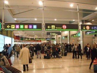 La detención se ha producido en el aeropuerto Adolfo Suárez Madrid-Barajas