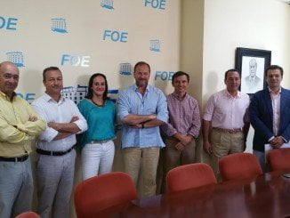 La Asociación de Agencias de Viaje se reunió en la FOE para analizar su problemática