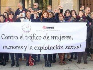 Constitución de la Red de ciudades libres del tráfico de mujeres, niñas y niños destinada a la prostitución en Zamora, a la que se ha adherido Huelva