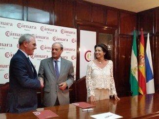El convenio ha sido rubricado por Antonio Ponce y Francisco Moro
