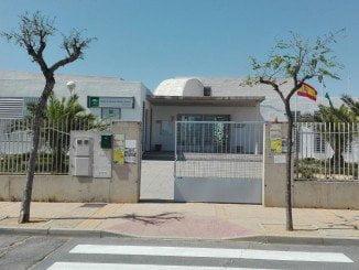 El colegio de La Antilla, abastecido por Serhoca