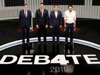 Los candidatos de todos los partido expusieron sus programas para autónomos