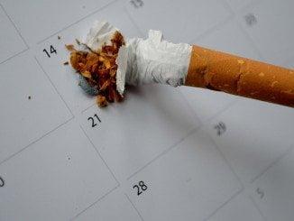 Cada vez son más los fumadores que abandonan el hábito