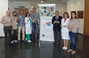 El acto, presidido el delegado territorial de Igualdad, Salud y Políticas Sociales, Rafael López, ha contado también con la presencia de los coordinadores de trasplantes de todos los hospitales onubenses