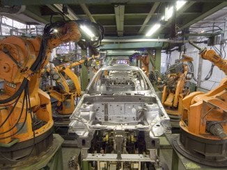 El sector del automóvil continuó con su elevado crecimiento