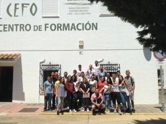 Veinticinco alumnos han finalizado la primera fase de la formación