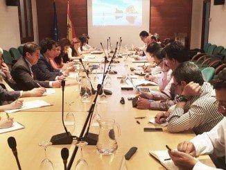 Durante la reunión en Magrama los representantes del sector fueron informados de muchas novedades