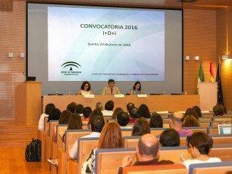 La convocatotria de subvenciones se ha presentado en el Instituto de Investigación Biomédica