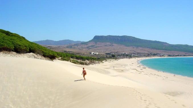 La Costa de la Luz, que corresponde a Huelva y Cádiz, la más bonita