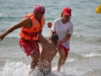 Las urgencias se multiplican en verano en zonas de costa