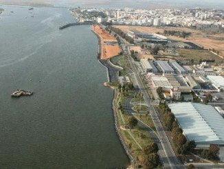 La plataforma intermodal que irá en el Puerto de Huelva costará 22 millones de €