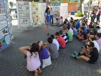 Talleres conmemorativos del Día del Medio Ambiente en Punta Umbría