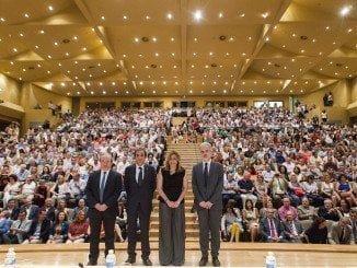 La Presidenta de la Junta de Andalucía, Susana Díaz,asiste a la presentación del Plan de Renovación de la Atención Primaria de Andalucía