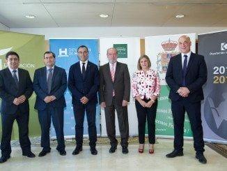 Los presidentes de las Diputaciones Provinciales andaluzas se reunieron hoy en Sevilla