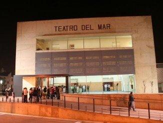 Todo está preparado en el Teatro del Mar para acoger esta gala solidaria