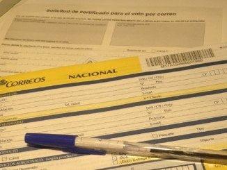 El voto por correo se ha duplicado en estas elecciones