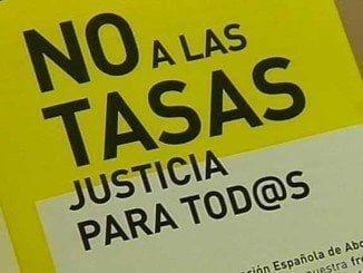 El Tribunal Constitucional anula las tasas por inconstitucionales