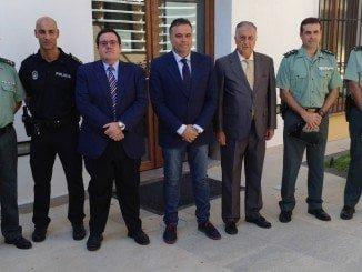 Pérez Viguera. en La Palma del Condado hace balance de los 10 años del sistema de Permisos por Puntos