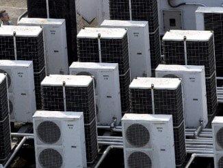 La ola de calor ha hecho que la utilización de aire acondicionado llevará a Andalucía a récord de consumo eléctrico