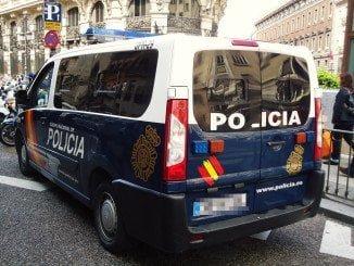 Los presuntos autores de los hechos fueron trasladados a dependencias policiales