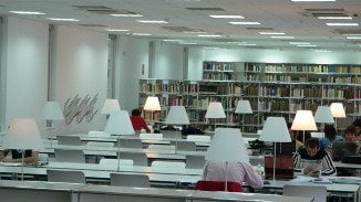 Las bibliotecas universitarias, cada vez más consultadas