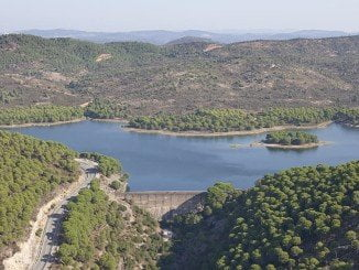 Las reservas de agua de la provincia continúan altas a pesar de los calores