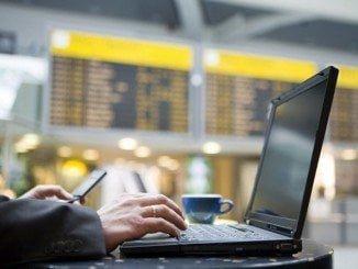 El consumo de wifi se dispara en los aeropuertos