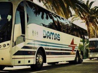 Autobuses de Damas