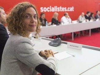 Batet ha dicho que el PSOE espera contar con el apoyo de todos los grupos parlamentarios